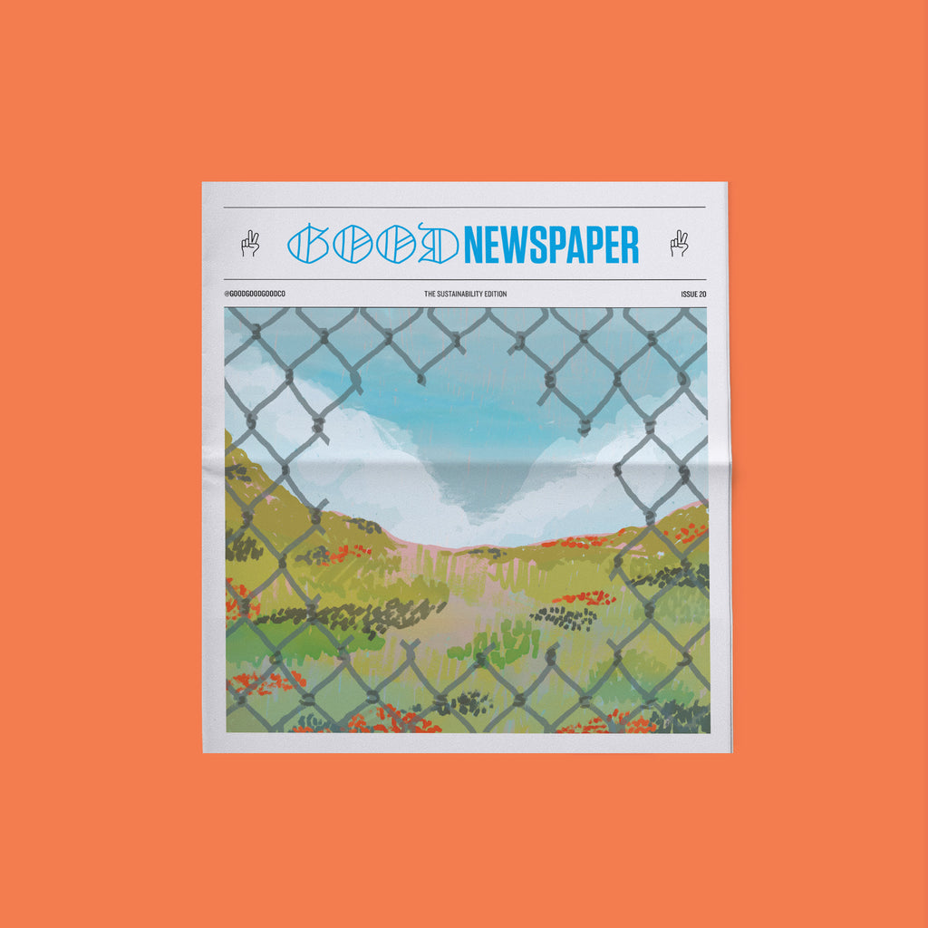 Goodnewspaper: The 2021 Sustainability Edition