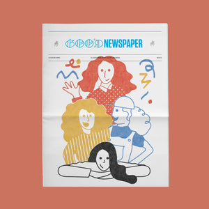 Goodnewspaper - Issue 04 - Self Care - North Korea