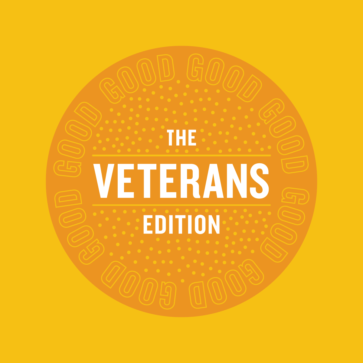 Good News About Veterans in the Goodnewspaper