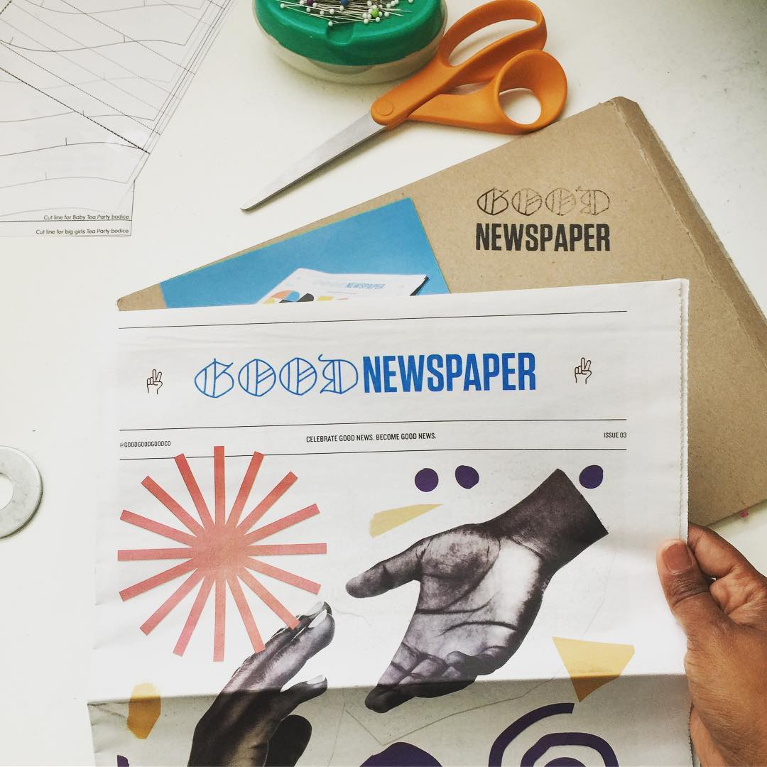 Goodnewspaper: Grab Bag Bundle (x4)