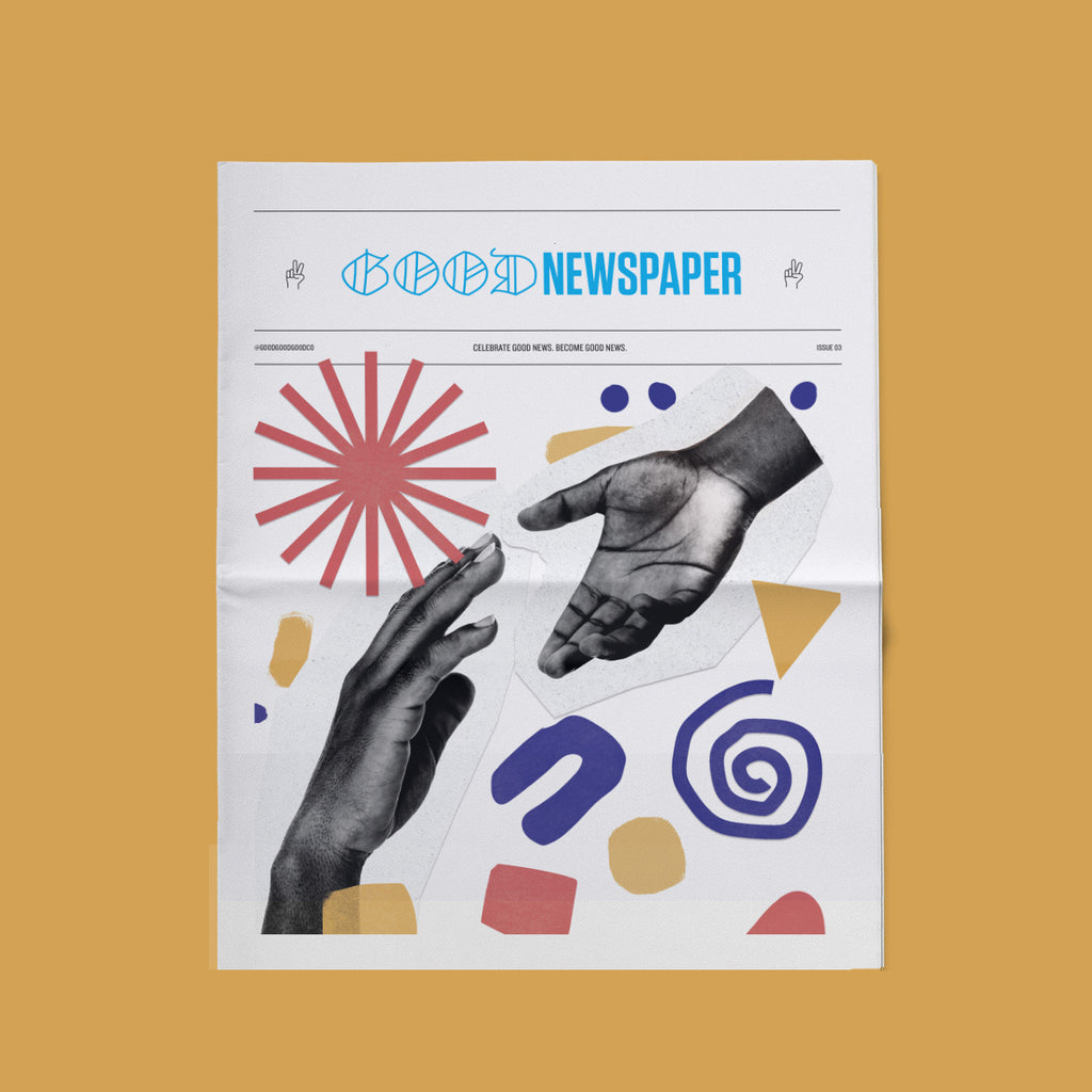 Goodnewspaper Issue 03 — Somalia's Nobel Peace Prize Nominee