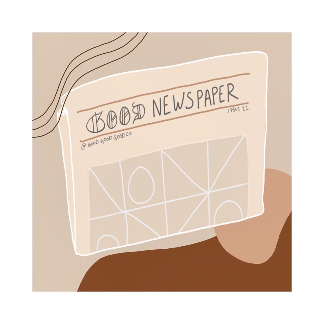 Goodnewspaper: The Unconventional Activism Edition