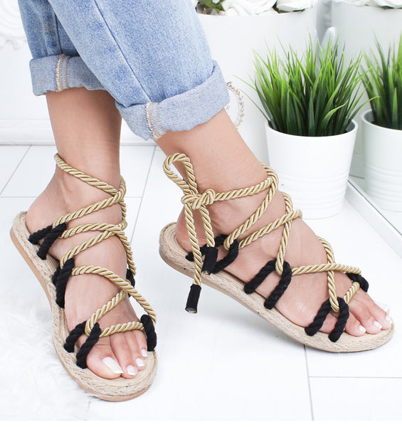 Women Sandals 2019 Fashion Summer Shoes Woman Flat Sandals