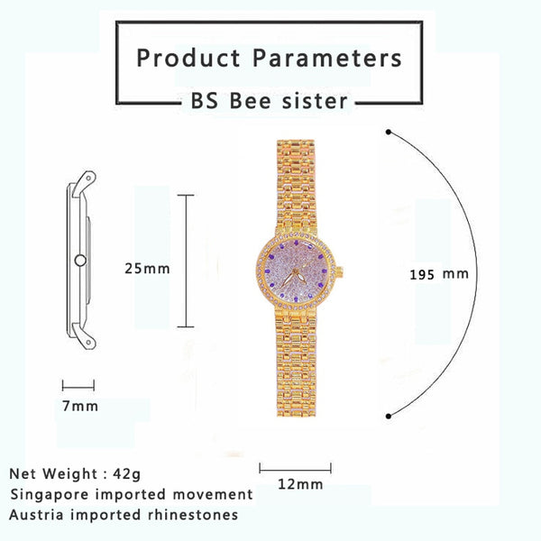 Women Watches 2019 Famous Brand Stylish Creative Small Gold Ladies Wrist Watch Female Wristwatch bayan kol saati 2020