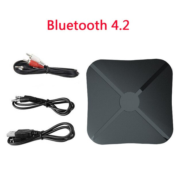 Bluetooth Audio Receiver transmitter V5.0 Audio Adapter Wireless Headphone Speaker Music Stereo Audio Transmitter Adapter Dongle