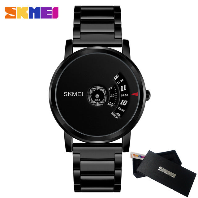 SKMEI Men Quartz Wristwatch  Men's Wristwatches Top Brand Luxury Fashion Sport Wristwatches For Men Male Wristwatch