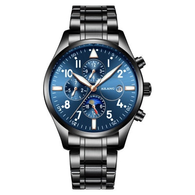 AILANG The latest design of the multi-function gear sport diving watch movements leisure fashion men's wrist watch men Automatic