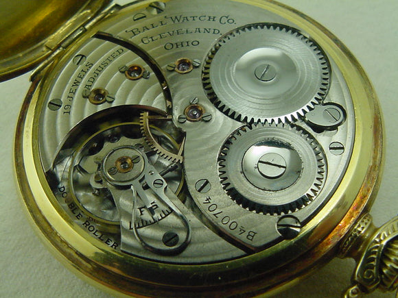 Professional Pocket Watch Service and Repair.