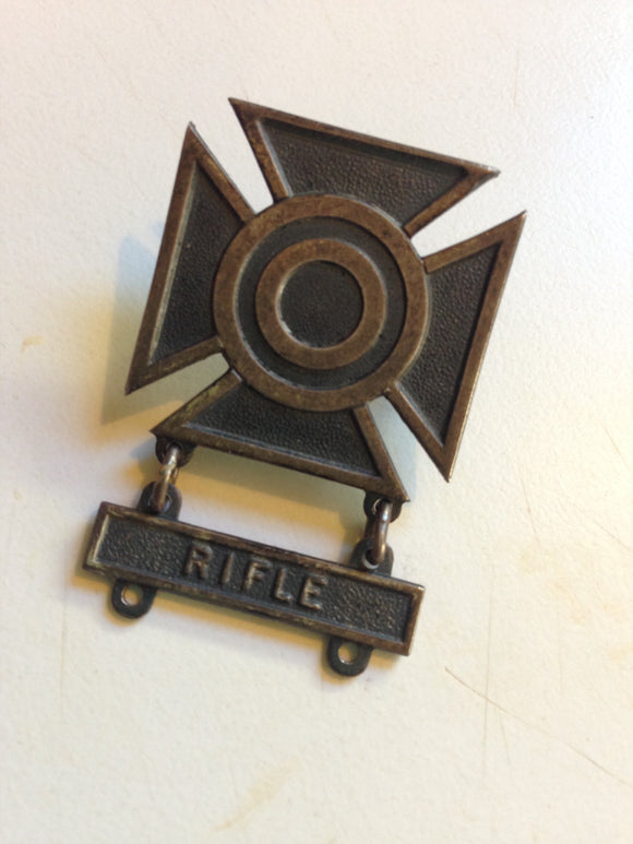 Army Sharp Shooter Badge