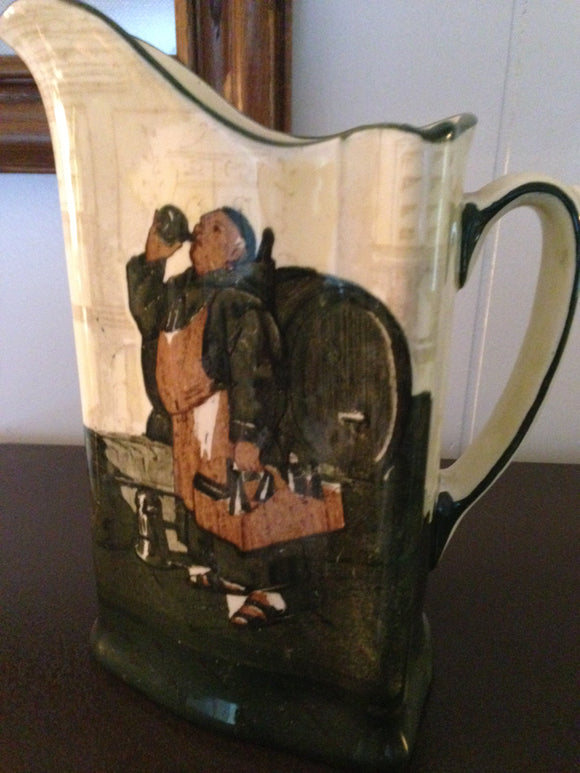 Royal Doulton Pitcher RN 466627