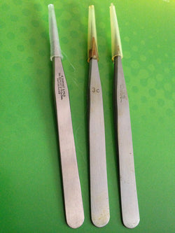 Watchmakers INOX 3C Stainless Tweezers