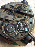 SWISS MADE 18 SIZE POCKET WATCH MOVEMENT