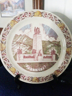 Utah This Is The Place Monument Plate