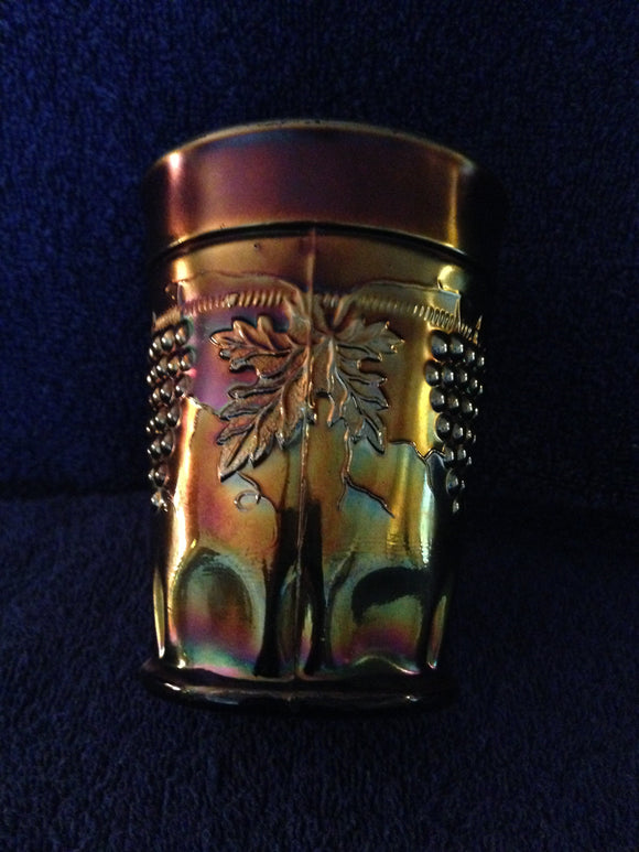 Carnival Glass Northwood Tumbler