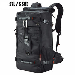 MULTI-FUNCTION OUTDOOR CASUAL BACKPACK (27L - S SIZE)