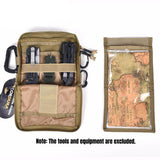 REEBOW MILITARY TACTICAL EDC ORGANIZER POUCH
