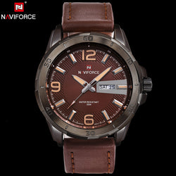 NAVIFORCE 9055 - MEN'S SPORTS MILITARY QUARTZ WATCH