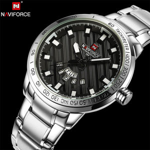 NAVIFORCE 9090S - MEN'S SPORTS MILITARY QUARTZ WATCH