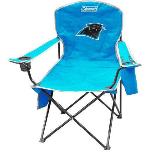 Carolina Panthers CoolerQuad Tailgate Chair