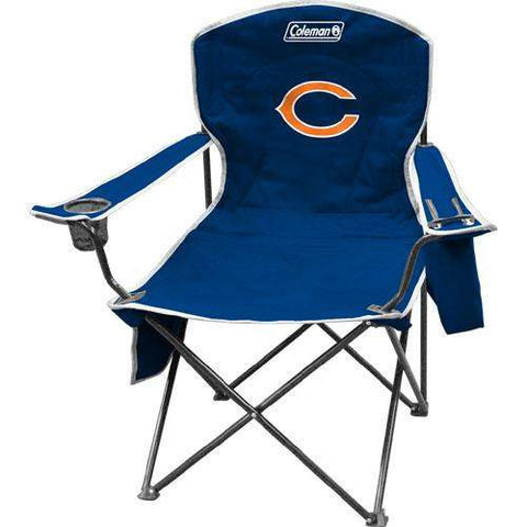 Chicago Bears CoolerQuad Tailgate Chair
