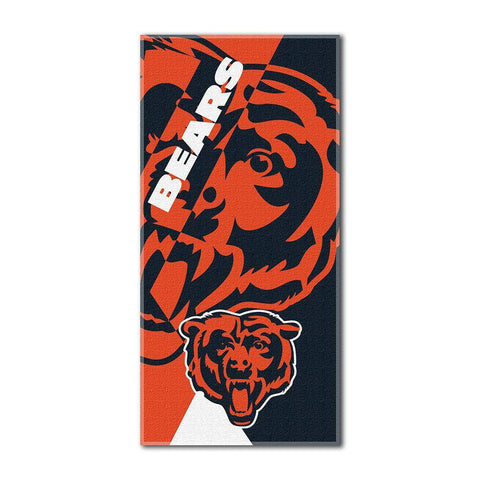 Chicago Bears Over-Sized Beach Towel