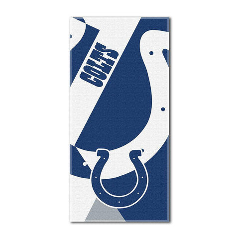 Indianapolis Colts Over-Sized Beach Towel