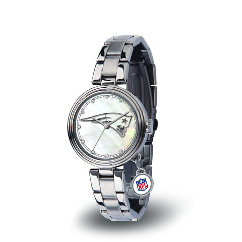 New England Patriots Charm Watch