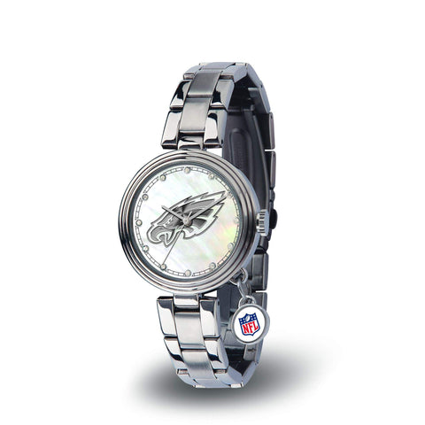 Philadelphia Eagles Charm Watch