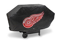 Detroit Red Wings Deluxe Grill Cover