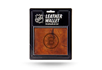 Boston Bruins Leather Manmade Billfold