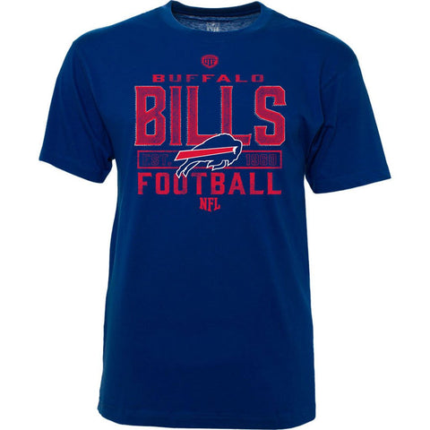 Buffalo Bills Old Time Football Stunt T-Shirt