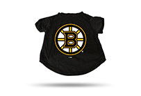 Boston Bruins ® Black Pet T-Shirt - XL