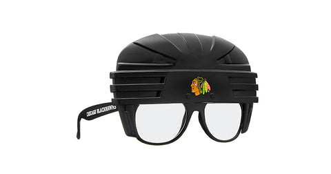 Chicago Blackhawks Novelty Sunglasses