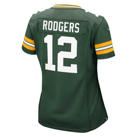 Aaron Rodgers Green Bay Ladies Limited Jersey