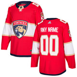 Adidas Florida Panthers Custom Jersey