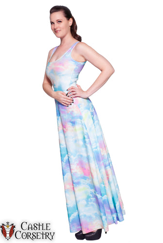 Unicorn Farts Maxi Dress