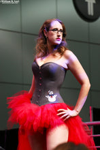 NYC Under Attack! Overbust Corset