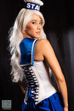 Stay Puft Sailor Overbust Corset