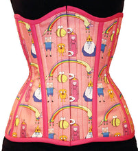 Adventure Time Long Line Corset