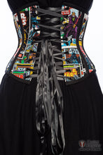 Space Princess Comic Waist Cincher