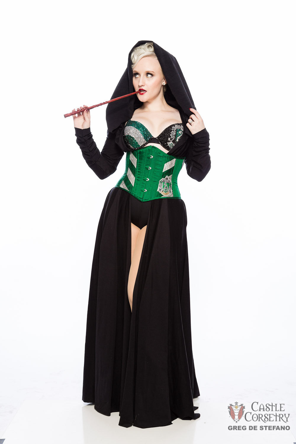 Wizarding Serpent Waist Cincher