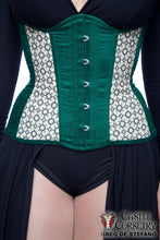 Kneel Before Me Long Line Corset