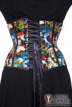 Movie Monsters Long Line Corset