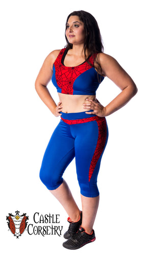 Spider Crop Top