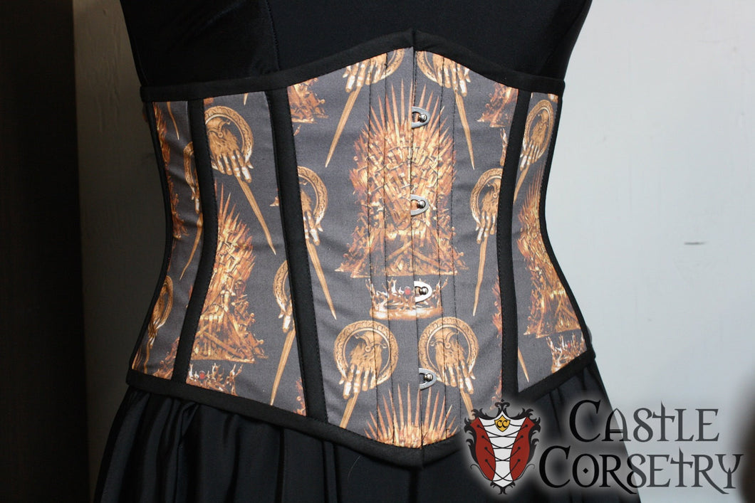 Iron Throne Waist Cincher