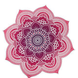 Indian Mandala Tapestry Beach Towel