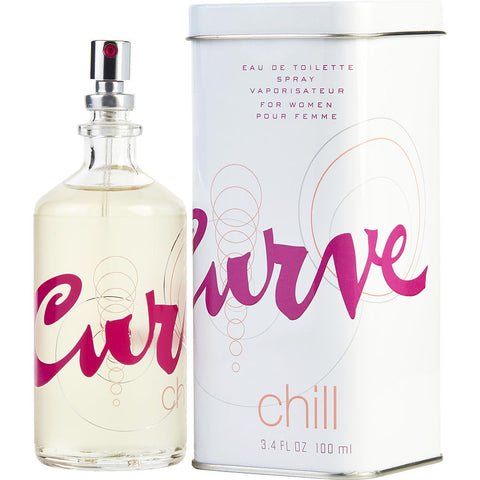 Curve Chill Eau De Toilette for Women - Perfume Planet