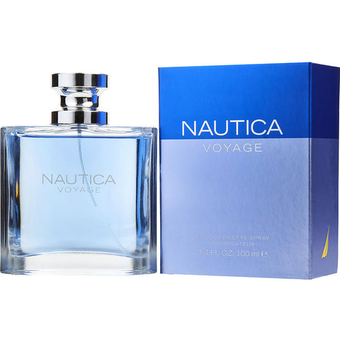 Nautica Voyage EDT for Men - Perfume Planet