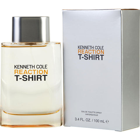 Kenneth Cole Reaction T-Shirt EDT - Perfume Planet