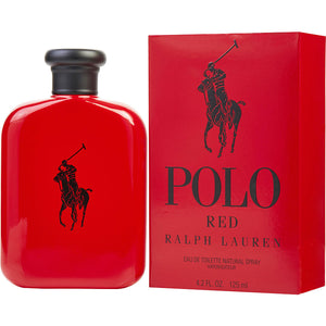 Polo Red Eau de Toilette for Men - Perfume Planet